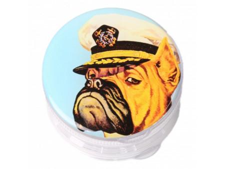 Plastová drtička s magnetem - Dogge