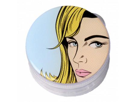 Plastová drtička s magnetem - Frau