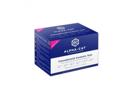 Větší sada na testování obsahu kanabinoidů - Alpha-Cat