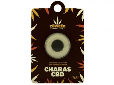 CBD hash - Charas CBD - 1 g - CBWEED