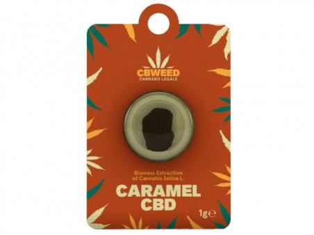 CBD hash - Caramel CBD - 1 g - CBWEED