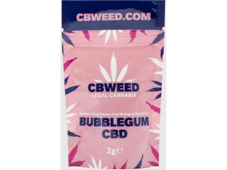CBD konopí - Bubblegum CBD - indoor - 2 gramy - CBWEED