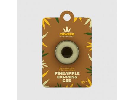 CBD hash - Pineapple Express CBD - 1 g - CBWEED