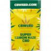 CBD konopí - Super Lemon Haze CBD - indoor - 2 gramy - CBWEED