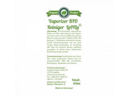 Organický čistič vaporizerů LaPiLu