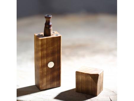 VapCap XL - dřevěný obal