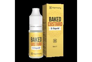 CBD e-liquid Baked Custard