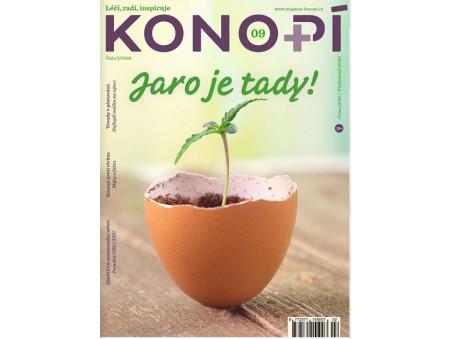 Magazín Konopí - číslo 09