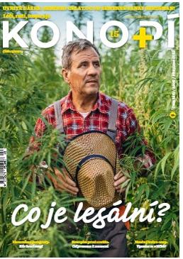 Magazín Konopí - číslo 15