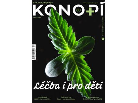 Magazín Konopí - číslo 03
