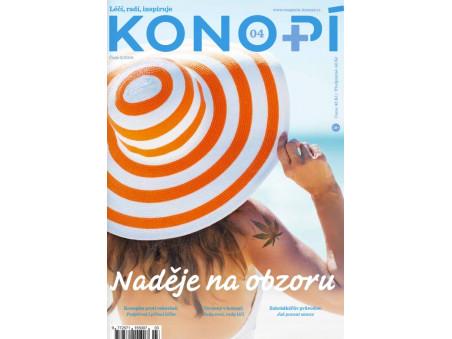 Magazín Konopí - číslo 04