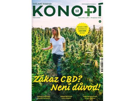 Magazín Konopí - číslo 12