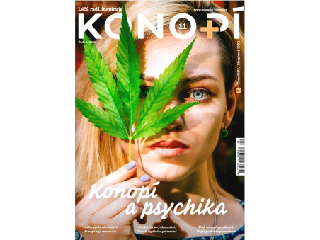 Magazín Konopí - číslo 11