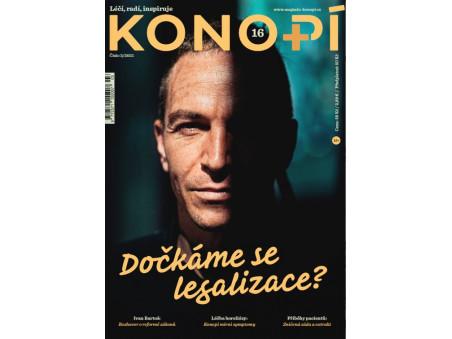 Magazín Konopí - číslo 16