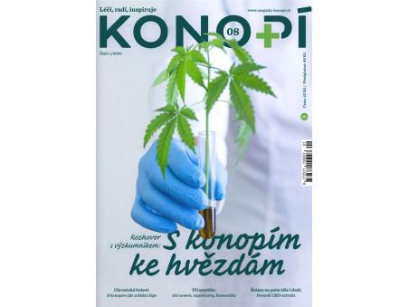 Magazín Konopí - číslo 08