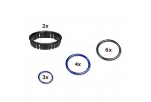Solid Valve O-Ring Set