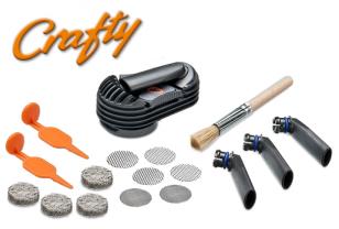 Crafty - sada náhradních dílů