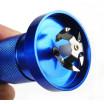 Elektrická kovová drtička
