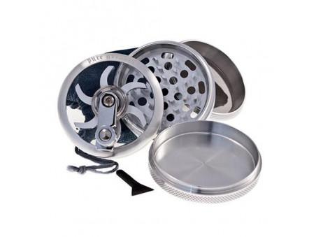 Hliníková drtička mlýnek- 63 mm - Pure Grinder